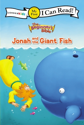 Image for Jonah and the Giant Fish (The Beginner's Bible: I Can Read!, My First)