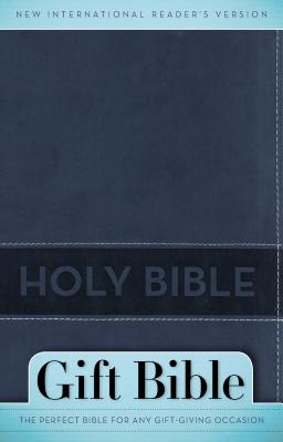 "Image for ""''NIrV Gift Bible (Slate Blue, Italian Duo-Tone)''"""