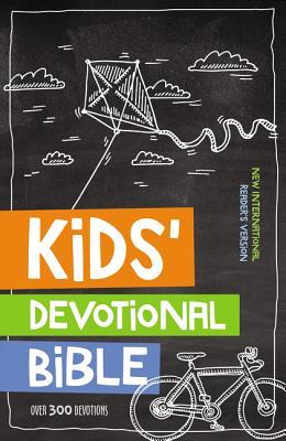Image for NIrV Kids' Devotional Bible (Black)