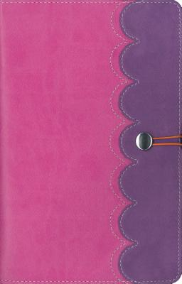 """Image for """"NirV Adventure Bible for Early Readers, Italian Duo-Tone, Elastic Closure, Amethyst/Pink"""""""