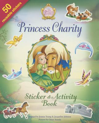 Image for Princess Charity Sticker and Activity Book (The Princess Parables)
