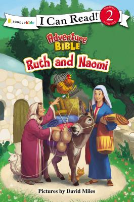Image for Ruth and Naomi (I Can Read! / Adventure Bible)