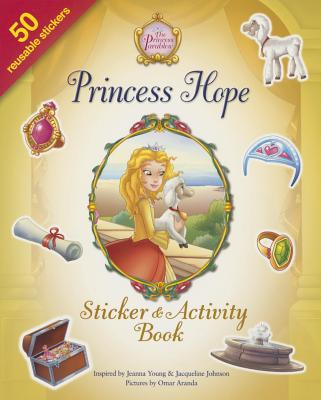 Image for Princess Hope Sticker and Activity Book (The Princess Parables)