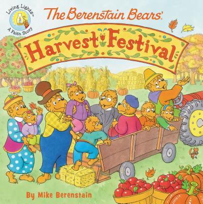 Image for The Berenstain Bears Harvest Festival (Berenstain BearsLiving Lights)