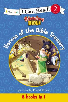 Image for Heroes of the Bible Treasury (I Can Read! / Adventure Bible)