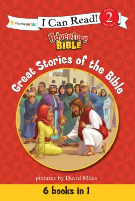 Image for Great Stories of the Bible (I Can Read! / Adventure Bible)