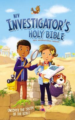 Image for NIV Investigator's Holy Bible
