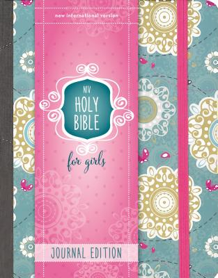 """Image for """"NIV Holy Bible for Girls (Journal Edition, Turquoise)"""""""