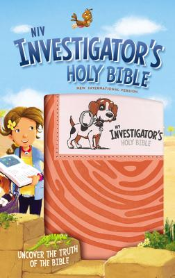 Image for NIV Investigators Holy Bible (Coral Imitation Leather)