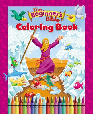 Image for The Beginner's Bible Coloring Book