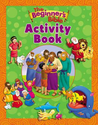 Image for The Beginner's Bible Activity Book