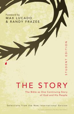 """Image for """"NIV, The Story: Student Edition, Paperback"""""""