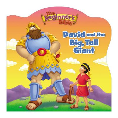 Image for Beginners Bible David and the Big Tall Giant