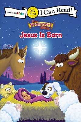 Image for The Beginner's Bible Jesus Is Born (I Can Read! / The Beginner's Bible)