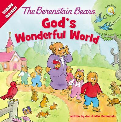 Image for The Berenstain Bears Gods Wonderful World