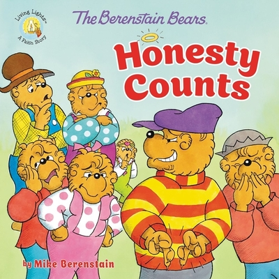 Image for The Berenstain Bears Honesty Counts (Berenstain Bears/Living Lights)