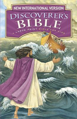 Image for NIV Discoverer's Bible, Large Print, Hardcover
