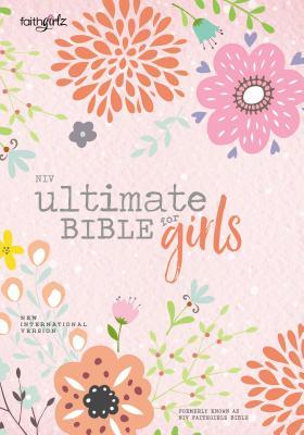 Image for NIV, Ultimate Bible for Girls, Hardcover (Faithgirlz)
