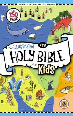 Image for NIrV, The Illustrated Holy Bible for Kids, Hardcover, Full Color, Comfort Print: Over 750 Images