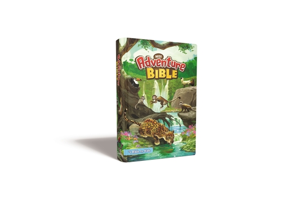 Image for NRSV, Adventure Bible, Hardcover, Full Color Interior, Comfort Print