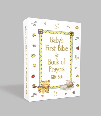 Image for Baby's First Bible and Book of Prayers Gift Set