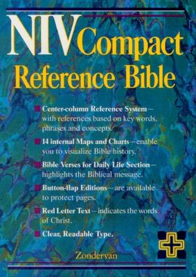 Image for Holy Bible: Compact (New International Version, Imitation Leather, Navy)