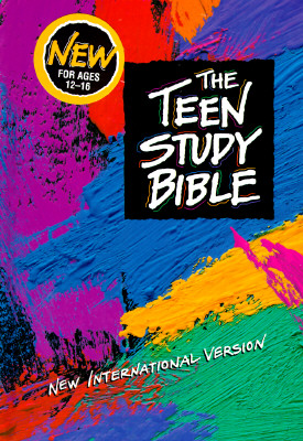 Image for The Teen Study Bible (New International Version)