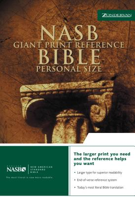Image for NASB GP Ref Bible Personal Size