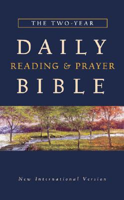 Image for The Two-Year Daily Reading and Prayer Bible (New International Version)