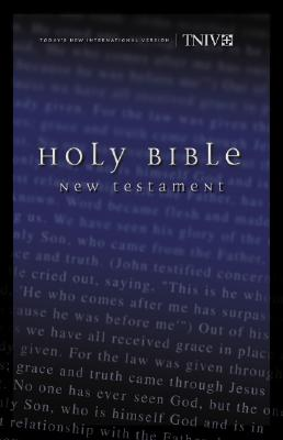 Image for Holy Bible: New Testament (Today's New International Version)