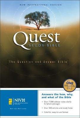NIV Quest Study Bible, Revised, Phyllis Ten Elshof