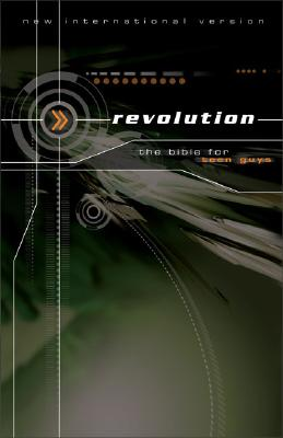 Image for Revolution: The Bible for Teen Guys (New International Version, Hardcover, Black)