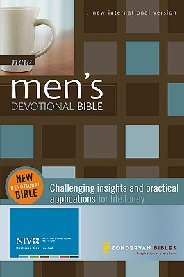 Image for New Men's Devotional Bible (New International Version)