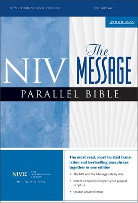 Image for NIV/ The Message Parallel Bible