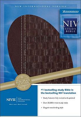 Image for Zondervan NIV Study Bible