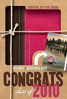 Image for Survival Kit for Grads 2010: New Internation Version Bible Plus Devotional Book
