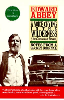 Image for Voice Crying in the Wilderness (Vox Clamantis in Deserto): Notes from a Secret Journal