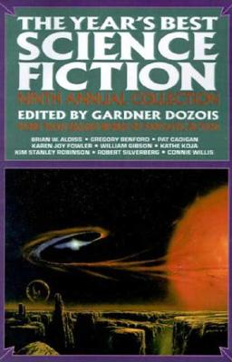 Image for The Year's Best Science Fiction: Ninth Annual Collection