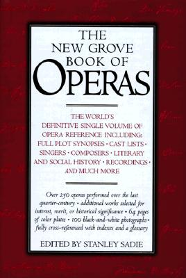 Image for New Grove Book of Operas