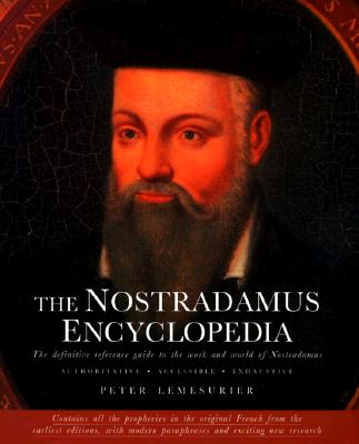Image for NOSTRADAMUS ENCYCLOPEDIA