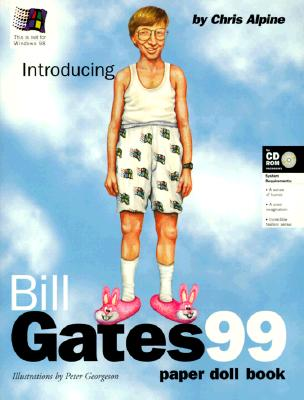 Image for Bill Gates 99: A Paper Doll Book
