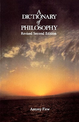 Image for A Dictionary of Philosophy: Revised Second Edition