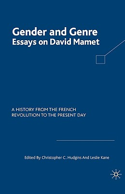 Image for Gender and Genre: Essays on David Mamet