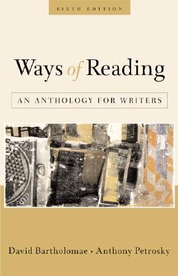 Image for Ways of Reading: An Anthology for Writers