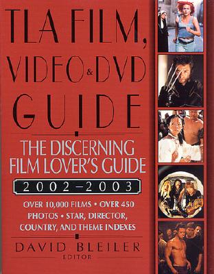 Image for TLA Film, Video, and DVD Guide 2002-2003: The Discerning Film Lover's Guide