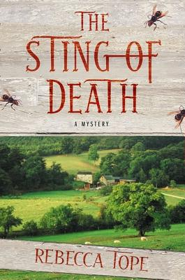 Image for THE STING OF DEATH, A MYSTERY