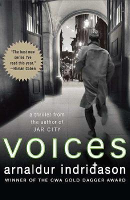 Voices, Indridason, Arnaldur; Scudder, Bernard