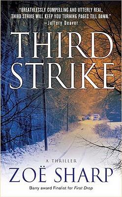 Image for Third Strike: A Charlie Fox Mystery (Charlie Fox Thrillers)