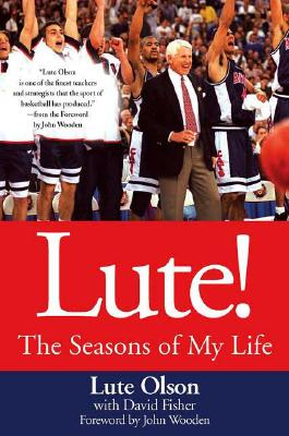 LUTE!: THE SEASONS OF MY LIFE, LUTE OLSON