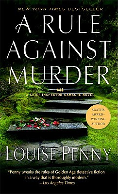 Image for A Rule Against Murder (Three Pines Mysteries)